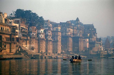 The Ganges.