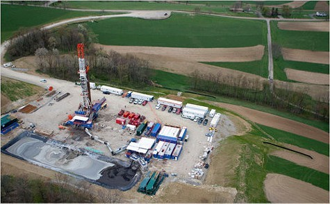 The GAO says the EPA has failed to monitor fracking.