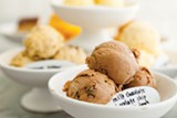 STEPHEN LOEWINSOHN - The handmade ice cream at Ici draws long lines of customers.
