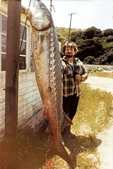 COURTESY HAPPY HOOKER - The Happy Hooker once prowled the bay in search of monster sturgeon.