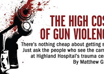 The High Cost of Gun Violence
