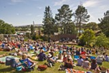 The Huichica Music Festival features good, good wine, and tasty bands.