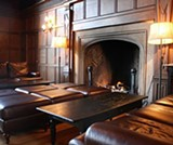 The interior of Freehouse is breathtaking.
