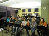 KEITH JOHNSON - The Jazzschool Studio Band.
