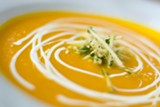 CHRIS DUFFEY - The kabocha squash soup