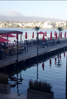 The Lake Chalet and the Life Coach