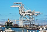 JAY GALVIN/FLICKR (CC) - The last time workers shut down the port was in 1971.