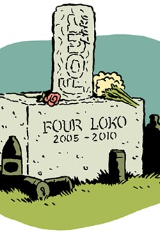 The Life and Death of Four Loko