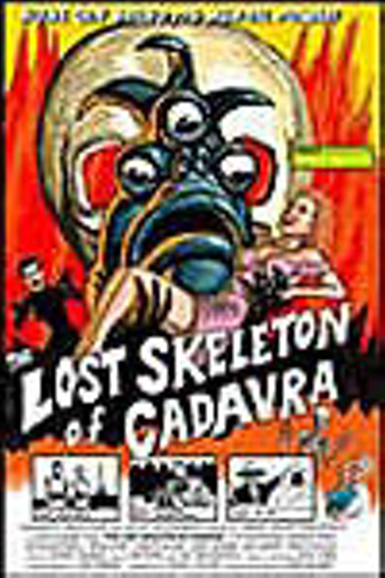 The Lost Skeleton of Cadavra | East Bay Express