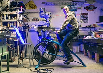 The Mechanics of Pedal Power