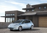 STEPHEN LOEWINSOHN - The new Nissan Leaf could be cost-effective for homeowners with a garage or driveway, but impractical for apartment dwellers and other Bay Area residents without a convenient way to plug it in.