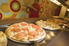 The pizzas, salads, tacos, pastas, and desserts are endless at Pepe's.