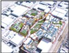 The proposed Peerless Greens site would feature 320 units of housing next to green-tech businesses.