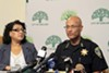 The proposed police commission would not be under the control of Santana and Jordan.