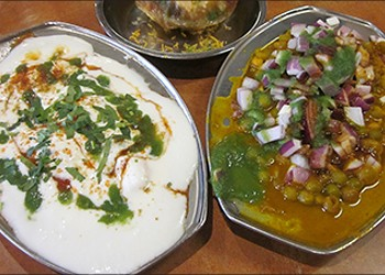 The Real Chaat Epicenter
