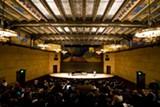 ALI THANAWALLA - The renovated Jeannik Méquet Littlefield Concert Hall.