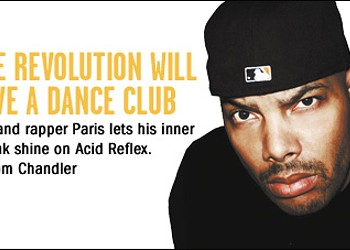 The Revolution Will Have a Dance Club