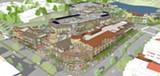 COURTESY OF JRDV URBAN INTERNATIONAL - The Rockridge Shopping Center project will soon lose its developer.