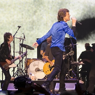 The Rolling Stones at Oracle, 5/5/12