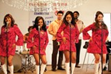 The Sapphires is based on the true story of an Aboriginal Australian singing group in the Sixties.
