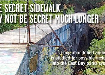The Secret Sidewalk May Not Be Secret Much Longer