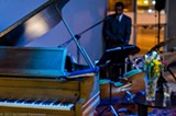 RICHARD FREIDMAN - The Sound Room has a warm environment.