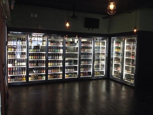 The Wall of Beer (via Facebook)
