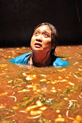 The Woman in the Septic Tank satirizes everything in the Philippines.