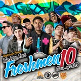 This year's Bay Area Freshmen 10 were chosen through popular vote and by a panel of industry of experts.