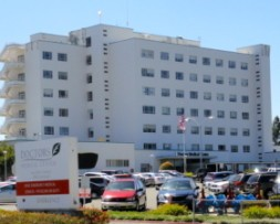 Doctor's hospital.