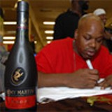 HASAIN RASHEED - Too $hort gives back to the community.