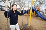 CHRIS DUFFEY - Toody Maher had long dreamed of adopting a local park. Two years ago, she decided the time had come.