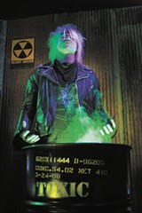 Toxic Holocaust's Joel Grind.