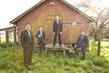 BILL REITZEL - Turtle Island Quartet mostly draws its inspiration from jazz.