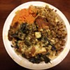 Cameroonian Food at Room 389