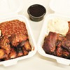 Tri-Tip & Turkey Tails at World Champion Smokehouse