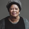 Toni Morrison Paints It Black