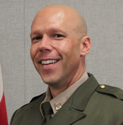 Sonoma County Sheriff Robert Giordano.