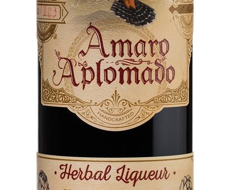 Falcon Spirits' Amaro Aplomado has a light, smooth mouthfeel. - PHOTO COURTESY OF FALCON SPIRITS