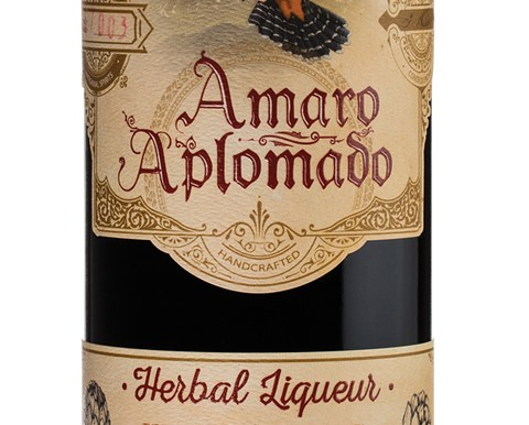 Falcon Spirits' Amaro Aplomado has a light, smooth mouthfeel. - PHOTO COURTESY OF FALCON SPIRITS