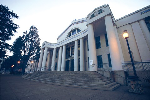Oakland Tech may have to cut $413,000 from its budget next semester. - FILE PHOTO BY D. ROSS CAMERON