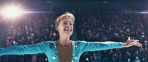 Margot Robbie stars as Tonya Harding in I, Tonya. - PHOTO COURTESY OF NEON