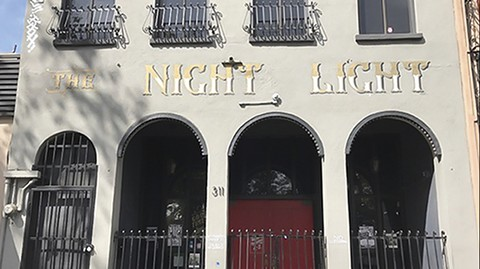 The Night Light closed abruptly in September. - FILE PHOTO BY AZUCENA RASILLA