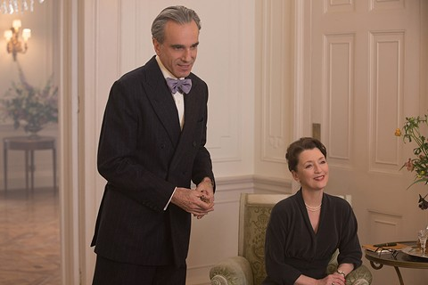 Phantom Thread is as puzzling and tantalizing as the subject of beauty itself.