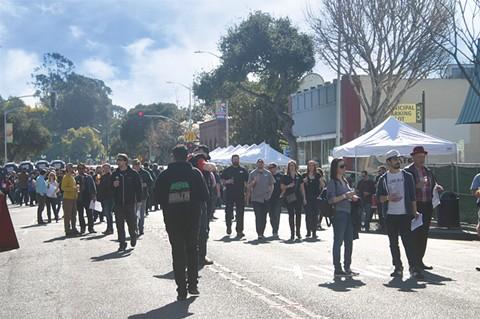 The Bistro's Double IPA Festival - PHOTO COURTESY OF THE BISTRO