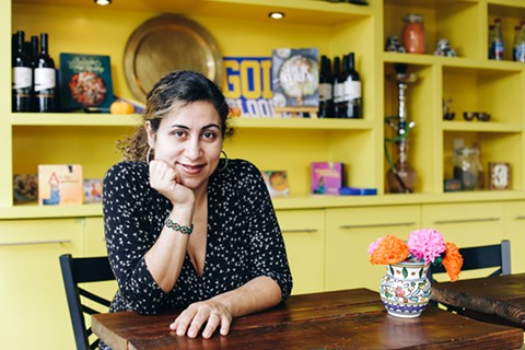 Reem Assil is a first-time James Beard Award semifinalist. - MELATI CITRAWIREJA/FILE PHOTO