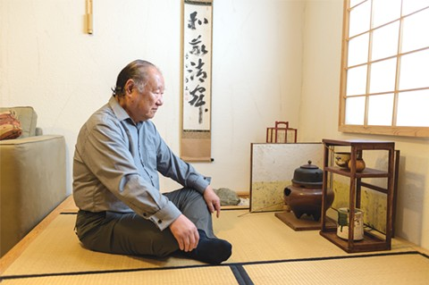 Nobu Hanaoka says nuclear disarmament has never been more pressing. - PHOTO BY GEORGE BAKER, JR.