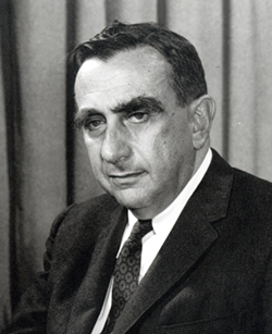 Edward Teller lived on Hawthorne Terrace in Berkeley for more than two decades. - LAWRENCE LIVERMORE NATIONAL LABORATORY