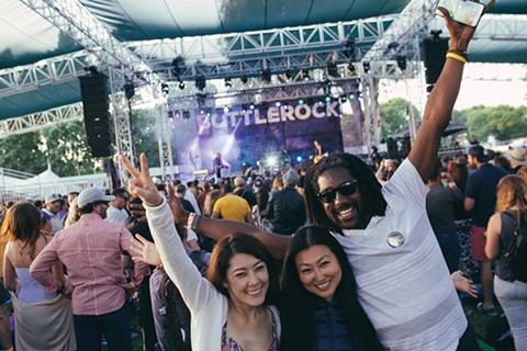 BottleRock returns in May with three days of live music and wine. - COURTESY BOTTLEROCK NAPA VALLEY