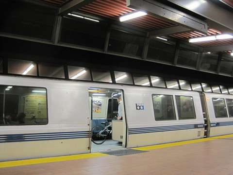 The BART extension to the South Bay would be in jeopardy if the vehicle and gas tax is repealed.